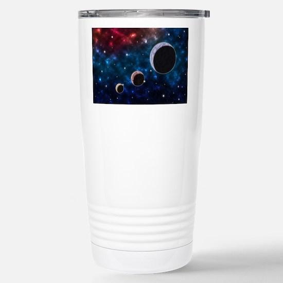 Cute Astronomy elements Travel Mug