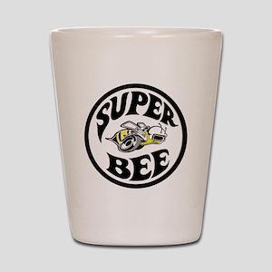 Super Bee  Shot Glass