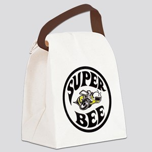 Super Bee  Canvas Lunch Bag