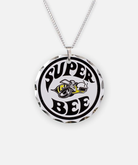 Super Bee PNG Necklace