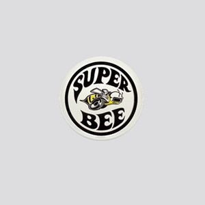 Super Bee  Mini Button