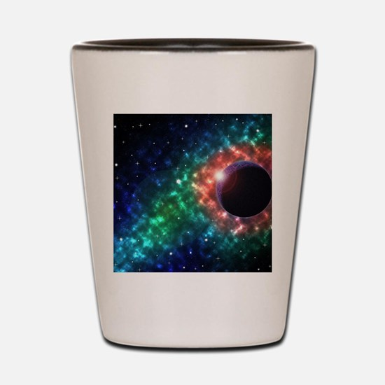 Funny Astronomy elements Shot Glass