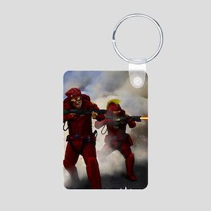 iphone3 Aluminum Photo Keychain