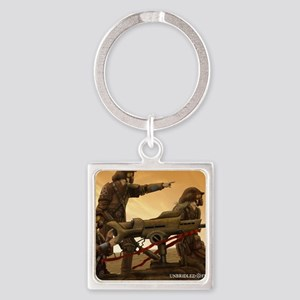 mousepad Square Keychain