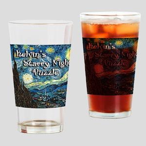 Kelvins Drinking Glass