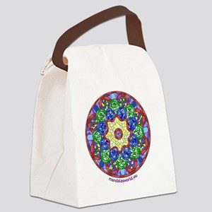 iPhone Modernism Guell 1 Canvas Lunch Bag