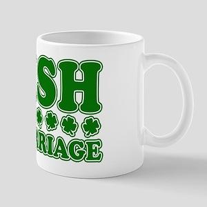 Irish by Marriage Mug