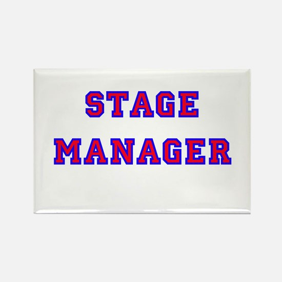 Stage Manager 2 Rectangle Magnet