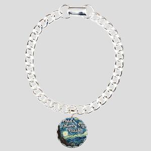 Kristas Charm Bracelet, One Charm