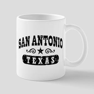 San Antonio Texas Mug