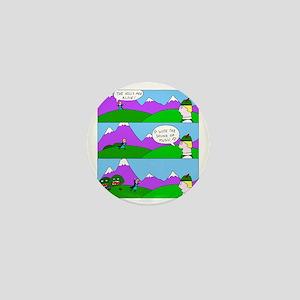 The Sound of Music Mini Button