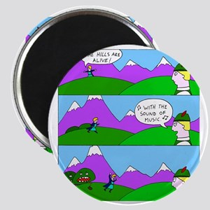 The Sound of Music Magnet