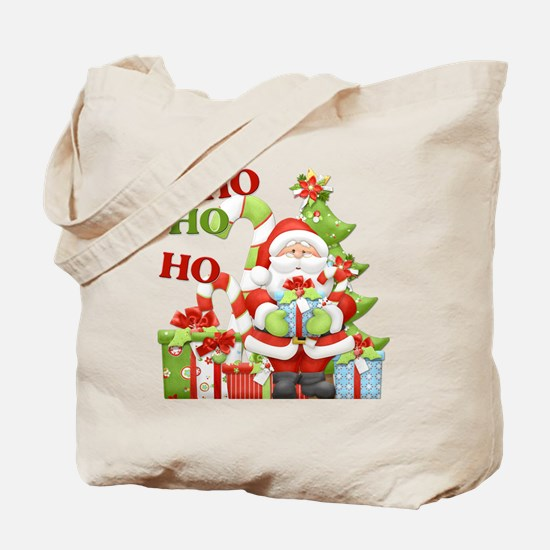 ho ho ho copy Tote Bag