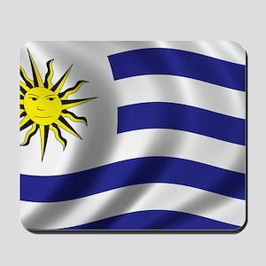 uruguay_flag Mousepad