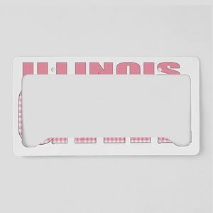 Illinois License Plate Holder