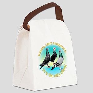 WinningIsntEverything5 Canvas Lunch Bag