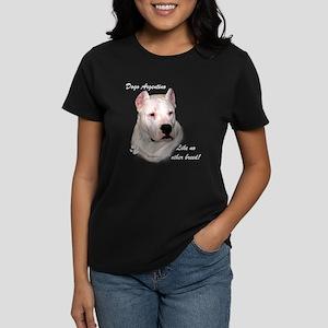 Dogo Breed Women's Dark T-Shirt