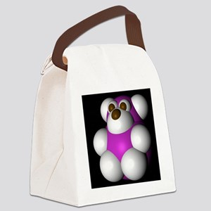 AstroidBearsPicture Canvas Lunch Bag