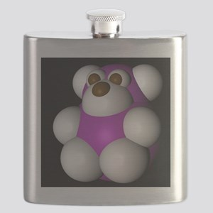 AstroidBearsPicture Flask