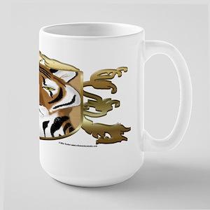 Tiger Shield Mugs
