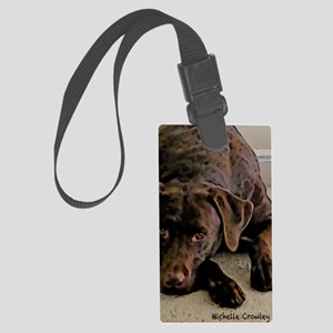 JustScout Large Luggage Tag