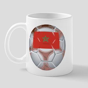 Morocco Soccer Mug