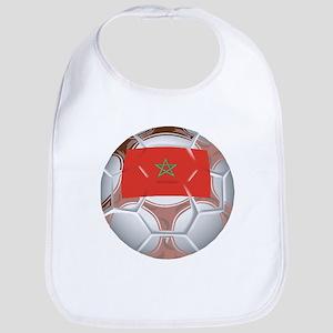 Morocco Soccer Bib