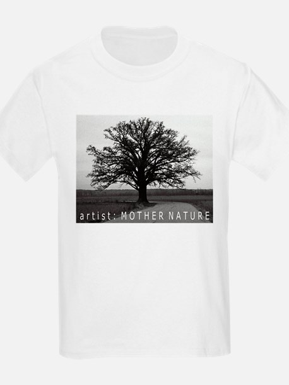 Oak Tree Kids T-Shirt