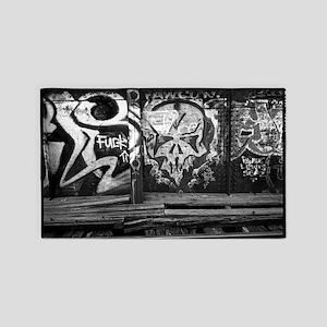 Tracks-44 Poster 3'x5' Area Rug