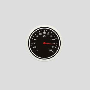speedo Mini Button