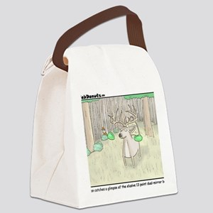 The-Buck Canvas Lunch Bag