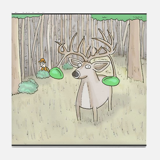 The-Buck Tile Coaster