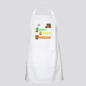 Food Service Worker BBQ Apron