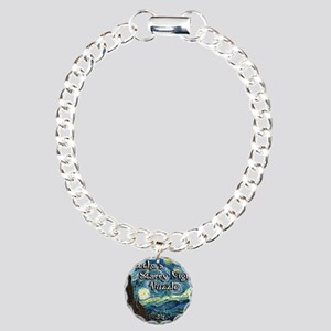 Lethas Charm Bracelet, One Charm