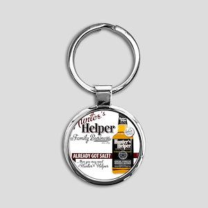 Hunters Helper - 1 Round Keychain