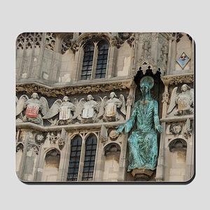 Canterbury. Historic High Street (aka St Mousepad