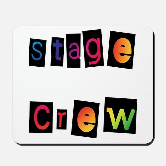 Stage Crew Mousepad