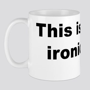 Jacks Ironic Shirt Mug