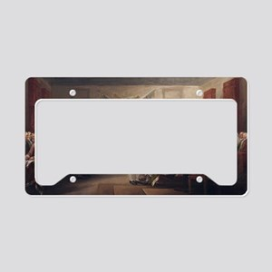 declaration-of-independence-t License Plate Holder