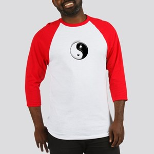 Yin Yang Dragons Baseball Jersey