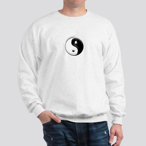 Yin Yang Dragons Sweatshirt
