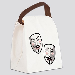 occupy-hollywood-T Canvas Lunch Bag