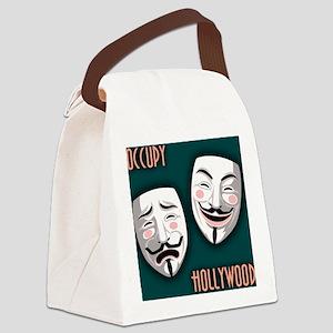 occupy-hollywood-TIL Canvas Lunch Bag