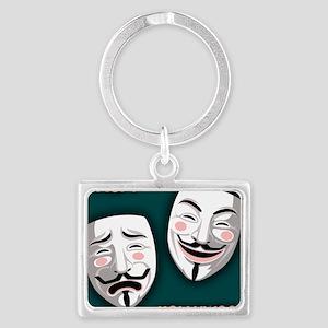 occupy-hollywood-TIL Landscape Keychain