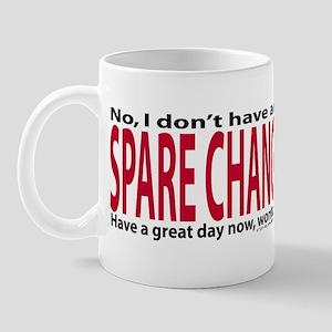 Spare Change (Polite) Mug