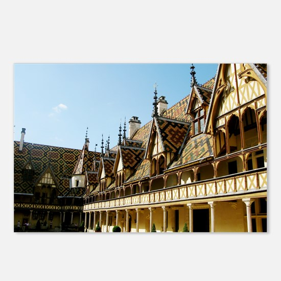 Hospices de Beaune Postcards (Package of 8)