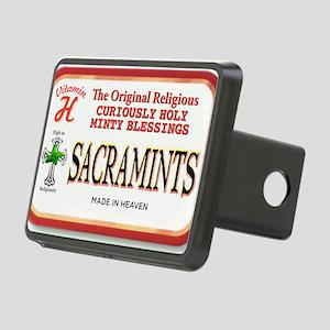 sacramints Rectangular Hitch Cover
