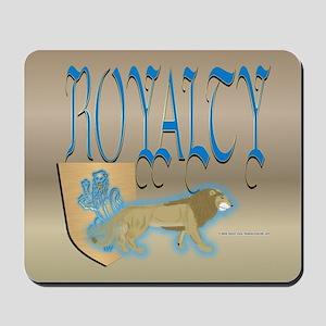 Royal Lion Mousepad