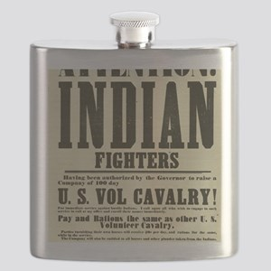 indianfighters Flask