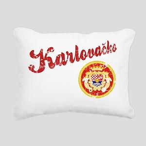 karlovacko-shirt Rectangular Canvas Pillow